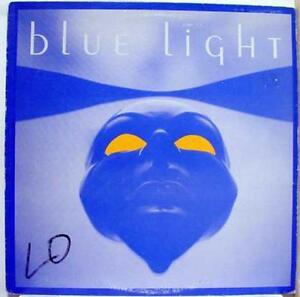 """NEW OCCUPANTS blue light 12""""  VG+ Danger DR 337 Vinyl 1965 Record"""