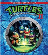 Teenage Mutant Ninja Turtles 2: The Secret of the Ooze BLU-RAY NEW