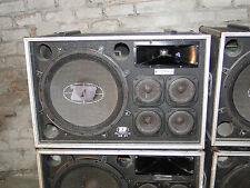 1 Paar Dynacord CS 41 PA Lautsprecher Boxen