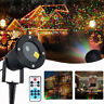 Christmas Star Laser Projector Shower Light LED MOTION Outdoor Landscape Lamp@M