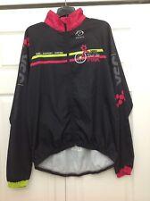 Primal Wear Men's Bike Top Black And GraphicsTour de Pink 2012 Size M