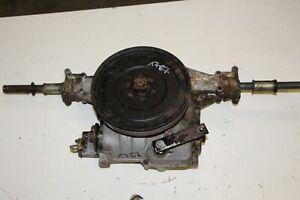 Getriebe 142602 Hinterachse Rasentraktor Aufsitzmäher RALLY