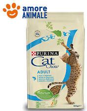 Purina Tonus Cat Chow Adult Salmone 10 kg