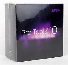 Avid Pro Tools 10 Full DAW Dauerlizenz  iLok Key + NEU + OVP + Garantie