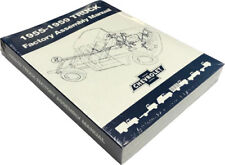 55 56 57 58 59 Chevy 3100 Truck Factory Assembly Manual Restoration Guide