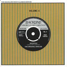 Rockfile 4 The Tokens Johnny Cymbal Johnny Horton Johnny Horton Coasters Dion