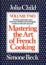 Mastering the Art of French Cooking: Volume 2 by Julia Child (Paperback, 1990)