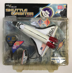 New Sealed Goldlok Air Forces Space Shuttle Orbiter Wired Remote Control toy