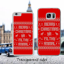 HOME ALONE MERRY XMAS FILTHY ANIMAL Phone Case Cover