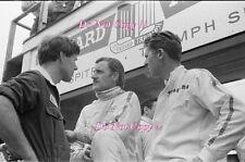 Graham Hill Lotus F1 retrato canadiense Grand Prix 1967 fotografía 1