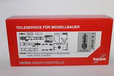 Herpa 084260  LKW-Fahrgestell MAN TGX Euro 6 mit Abrollkinematik 1:87 NEU in OVP
