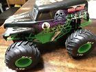 "Grave Digger RC Monster Truck 12.5"" Long Spin Master BKT Tires (NO REMOTE) R3"