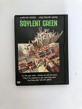 Soylent Green (DVD, 2003) starring Charlton Heston, Leigh Taylor-Young
