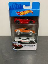 Hot Wheels 3 Car Pack- Random Pick