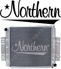 Northern 205054 Aluminum Radiator 73-85 Jeep CJ5 CJ7 w/ Chevy 350 V8 Engine Swap
