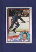 Don Maloney 1984-85 O-PEE-CHEE OPC Hockey #147 (NM+) New York Rangers