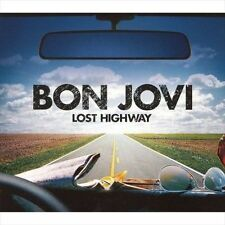 ~BACK ART MISSING~ bon jovi CD LOST HIGHWAY: SPECIAL EDITION