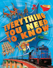 Everything You Need to Know by Taylor, Barbara, Steele, Philip, Murrell, Deborah
