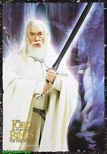 Movie Poster~Two Towers Lord of the Rings 2002 Film Sheet Gandalf W/Sword~1 3455