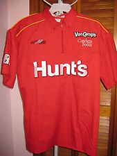 Simpson Mike Bliss #80 Hunts Ketchup JGR 2004 Winston Cup Series Pit Crew Shirt