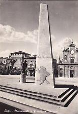 LUGO - Monumento a Francesco Baracca 1959