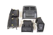 LEXUS GS 450h 2007 RHD INTERIOR AIRVENT KIT FRONT REAR 55650-30290 55660-30410