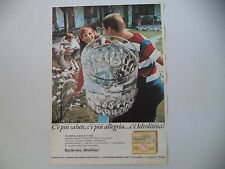 advertising Pubblicità 1966 IDROLITINA