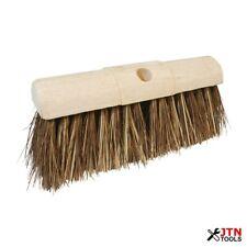 More details for silverline 783153 broom head stiff bassine / cane saddleback 330mm (13