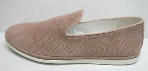 Steve Madden Size 11 Pink Leather Loafers New Mens Shoes