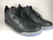 ec03c568316957 Nike Air Jordan Courtside 23 Men (Size 8.5) Black Gym Red Grey Icey AR1000