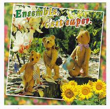 OURSON OURS  carte postale   n°  6028/63  Ensemble, c'est super.