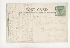 Kings Lynn Squared Circle Postmark 6 Sep 1905 441b