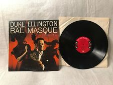 1959 Duke Ellington Bal Masque LP Vinyl Columbia Six Eye CL 1282 Mono EX/VG+