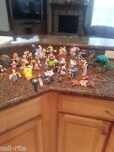 McDonald's Burger King Happy Meal Kids Meal Toys 40+ Lot Vintage Disney Barbie