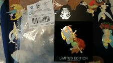Disney Jumbo Autumn TINKER BELL LE GOLD Pin