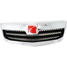 NEW 07-10 GRILLE CHROME/BLACK WITH RED  FOR SATURN OUTLOOK GM1200607