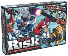 Transformers el engaño de riesgo invasión de tierra