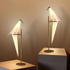 Morden LED Nordic Origami Table Light Living Room Bedroom Bedside Table Lamp