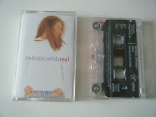 BELINDA CARLISLE REAL CASSETTE TAPE ALBUM VIRGIN 1993