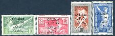 FRENCH COLONIES LEBABNON-1924-5 Olympic Set of 4  Sg 49-52 LIGHTLY MOUNTED MINT