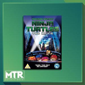 Teenage Mutant Ninja Turtles - The Original Movie (DVD)