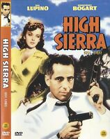 High Sierra (1941, Raoul Walsh, Humphrey Bogart) DVD NEW