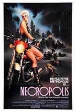 Necrópolis Cartel 01 A4 10x8 impresión fotográfica