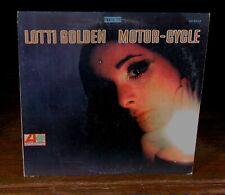 LOTTI GOLDEN~>Motor-Cycle»1969 ATLANTIC DEBUT»Jazz-Rock VOCALS<~NrMt(-)