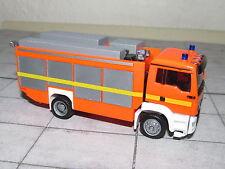 Herpa 091077 - MAN TGS-M Euro 6 - RW2 Rüstwagen - Feuerwehr - leuchtrot