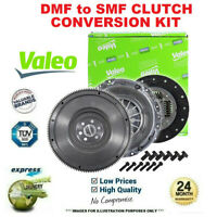 VALEO DMF to SMF Conv KIT + CSC for FORD TRANSIT Chassis 2.4 TDCi RWD 2006-2014