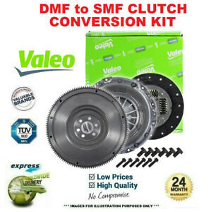 VALEO DMF to SMF Conv Kit for OPEL SIGNUM 2.0 DTI 2003-2004