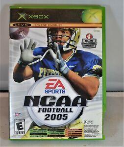 NCAA Football 2005 (Microsoft Xbox, 2004) - Pre-Owned
