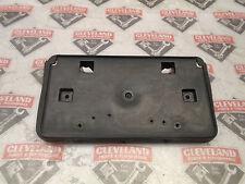 05-10 Chrysler 300 300C SRT-8 OEM Front License Plate Filler Panel MINOR RIPS