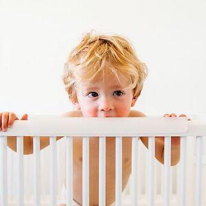 Prince Lionheart Adjustable Crib Rail Protector Teether Teething Guard - 72022